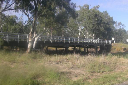 Detours for Brigalow Creek and Wee Waa Lagoon Creek Bridges